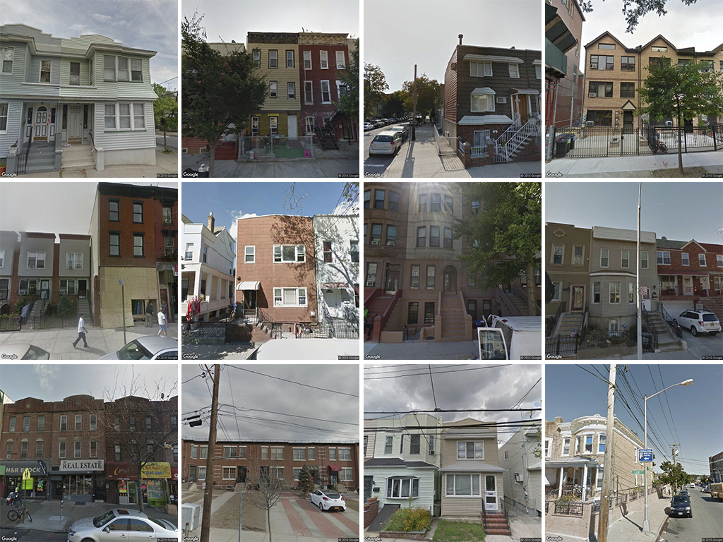 5s: A random selection of properties that scored five | via Google