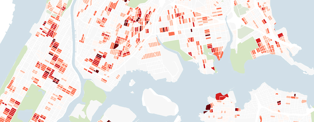 How Many Row Houses Are There in New York City? | Urban Omnibus